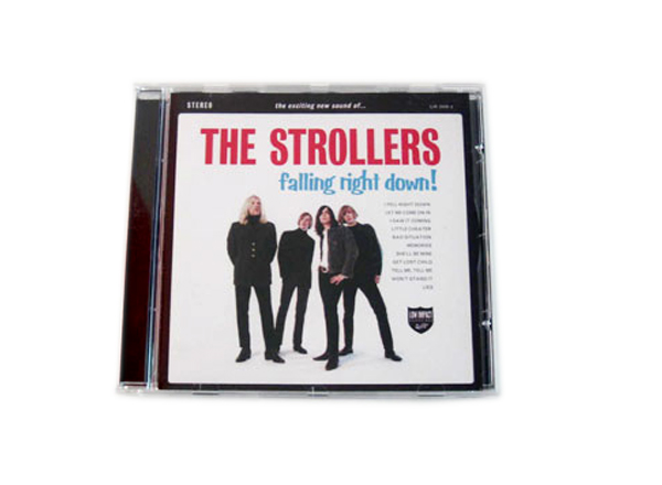 The Strollers - Falling Right Down